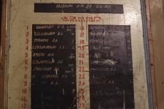 Дом Эвелины Тер-Акоповой (список жильцов)