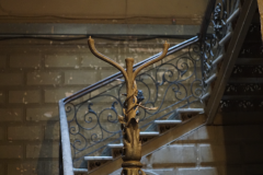 Тер-Акоповой светильник в парадной