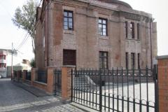 Этнографический музей евреев Грузии. Бывшая синагога