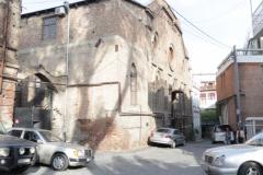 Старая тбилисская синагога