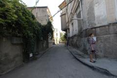 Улица Каллистрата Цинцадзе
