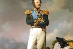 Портрет Ивана Фёдоровича Паскевича. Франц Крюгер, 1834 год.