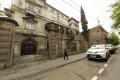 Улица Геронтия Кикодзе