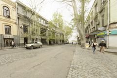 Улица Георгия Леонидзе