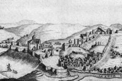 Фрагмент рисунка из путешествия Шардена