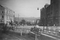 Площадь Московской Заставы 1920е