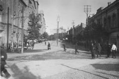 Ольгинская улица (Проспект Руставели) слева дом Мелик-Азарянца