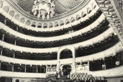 Зал театра Оперы и Балета Тбилиси