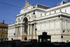 Выставочный Дворец в Риме (арх. Пьячентини).