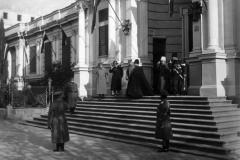 Посещение Зала Славы Николаем II