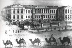 Тифлисская Гимназия на Головинском Проспекте
