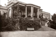 Парк Наместника на Кавказе вход во дворец.