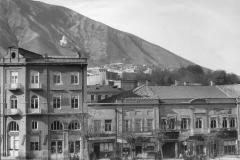 """Гостиницы """"Кавказ"""" и """"Континенталь"""", на месте современного Мариотта"""