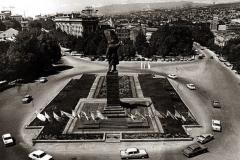 Площадь Ленина, вид на Проспект Руставели