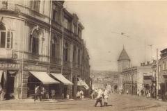 Улица Армянский базар после реконструкции. Вид с площади Ленина