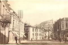 Улица Армянский базар после реконструкции. Вид в центр, справа Норашен