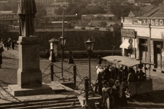 Конка на Воронцовской площади