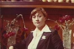 Василий Малышев. Актриса Софико Чиаурели Дата съемки-1980-е