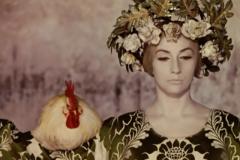 """Кадр из фильма Параджанова """"Цвет граната"""""""