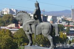 Памятник Вахтангу Гогосали