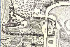 Церковь Сурб Геворк №16 на карте Вахушти Багратиони