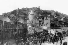 Моэдани и церковь Сурб Геворк. Фото конца 20х годов