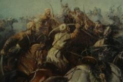 Крцанисская битва. Этюд Севериана Маисашвили