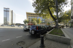 Здание Центрального телеграфа. Сейчас - Park Inn by Radisson Rustaveli Tbilisi