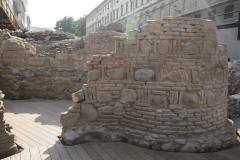 Дигомские ворота. Археологические раскопки.