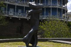 Памятник Шота Кавлашвили