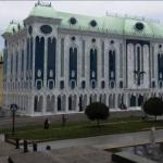 Проект нового Дома Художника на проспекте Руставели