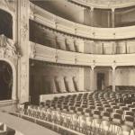 Театр Грибоедова. Зрительный зал. Фотография второй половины XX века