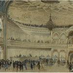 Зал Тифлисской Оперы