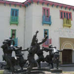 Памятник Берикаоба