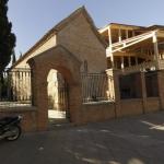 Церковь святого Георгия. Вид с улицы Шавтели
