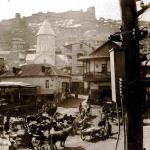 Моэдани и церковь Сурб Геворк. Фото начала XX века