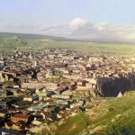 Фото Прокудина-Горкого. Вид Тифлиса с Сололакского хребта