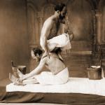 Банщик. Тифлисские бани