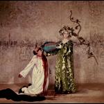 """Кадр из фильма """"Цвет граната"""" . Параджанова"""