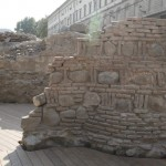 Дигомские ворота. Археологические раскопки