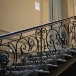 Дом Эвелины Тер-Акоповой (лестница)