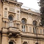 Дом архитектора Корнелия Татищева (Асатиани)