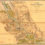 Старинные карты Тбилиси
