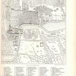 1730 План Тбилиси составленный Вахушти Багратиони 30-е_годы XVIIIв