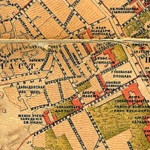Давыдовская площадь 1887