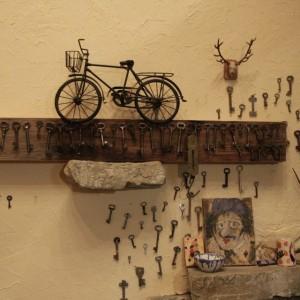 """""""Ключи, велосипед и карликовый олень"""""""