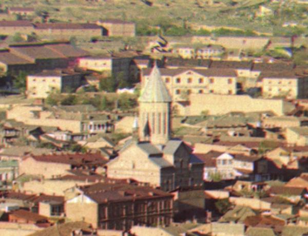 Собор Аветаран (Руины церкви Красного Евангелия)