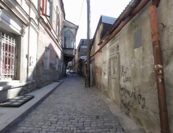 Улица Александра Дюма