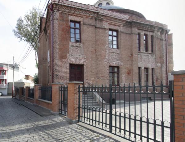 Синагога. Музей истории грузинских евреев