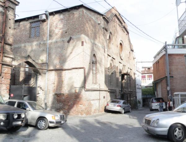 Старая синагога (Нижний город)